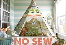 Crafts { No Sew } / An archive of our favorite no sew crafts. / by Charmios