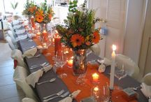 Tablescapes / dinner party decor