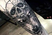 Grey Tattoo