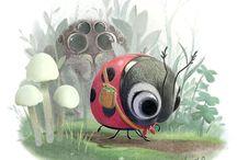 Katica/ladybug