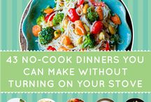 no cook meals