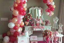 decoraçao  balões