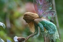 ENCHANTED WORLD OF FAIRIES...