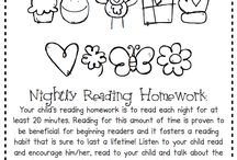 Homework Ideas / by Cindy Plumb