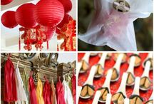 Chinese New Year / Recipes, decor, ideas for Banquet.