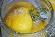 préparation en bocaux le parfait de citrons confits