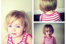 Hair ideas for Chelsie / by Catie Jensen