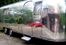 Airstream Ideas / by Susie Wyshak
