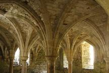 Battle Abbey, Sussex, England / by Liz .