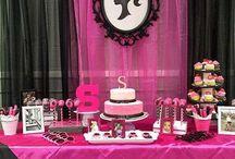 Barbie Party Ideas