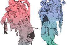 anime funart