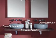 Consigli di stile - Style tips / Flaminia e i consigli di stile per l'arredo bagno - Flaminia and style tips for bathroom decor