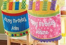 urodzinowe krzesło