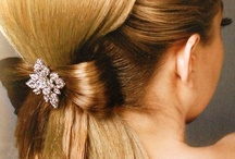 Bridal Beauty / Hair, nail and make up inspiration for your big day.