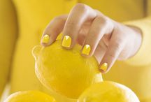 Hello, Yellow! / by Sally Hansen