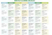 Organisering og renhold