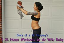 Post baby workouts