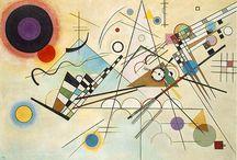 Vasilij Kandinskij / Avanguardie storiche del 900