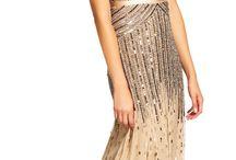 Adriana Papell Bridesmaids Dresses