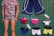 Barbie and Ken Clothes