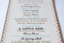 Wedding <3 / by Alison Follen