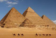 Egipto / La Perla del Nilo. Egipto atrae millones de visitantes ofreciéndoles un viaje al pasado gracias a sus majestuosos templos y maravillas de la antigüedad conservadas a la perfección.