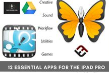 Apps / A whole assortment of different, and usually FREE, iPad/iPod/iPhone/Android educational applications