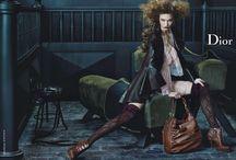 Dior AW campaign 2010