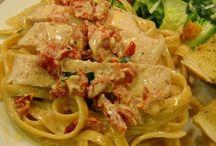 RECIPES PASTA / Pasta and all Italian recipes / by Penny Seear