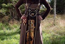 Viking klær/antrekk