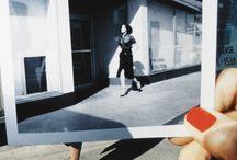 Polaroid fashion