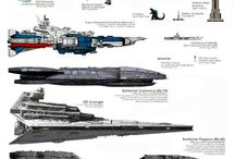 (space)ships