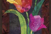 virágábrázolások