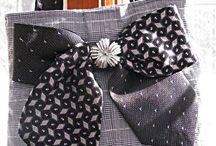borse con cravatte