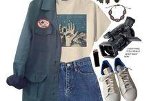 Nerdville - Outfits