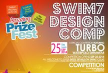 Swim7 Design your own togs competition / You design the togs, we make 'em up