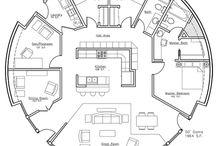 Yurts/Circular Homes