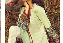 Sana Safinaz Spring Summer Lawn Collection 2015