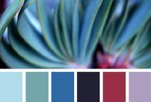 Color swatch inspiration / by Brenda Cregger