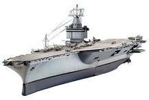 Modeling ships