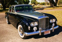 Bentley S3 / The Bentley S was a luxury car produced by Bentley Motors Limited from 1955 until 1959.  These cars were given a new V8 engine in late 1959, and those cars are identified as S2. Twin headlamps and a facelift to the front arrived in late 1962, and those cars are known as S3.   This shape remained in production with those modifications until late 1965 when it was replaced with the completely new chassisless monocoque T series.