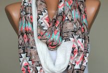 Gorgeous scarves