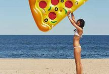 inflatable food