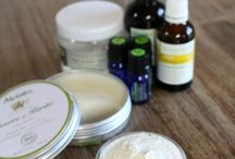 Homemade lotions