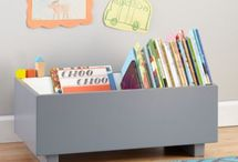 Kid Space-playrooms and bedrooms / by Jessica Theodorakis
