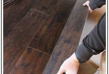 Laminate flooring, installation and upkeep / by Greg Spivey