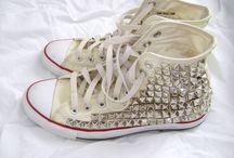 Shoes. Plural.