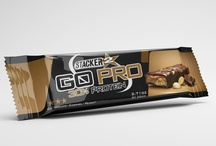 Stacker2 - Go Pro | Protein Bar / The best tasting Protein Bar in the world!