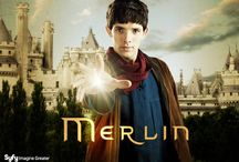 Merlin (2008-2012) / These are the brand new adventures of Merlin, the legendary sorcerer as a young man, when he was just a servant to young Prince Arthur on the royal court of Camelot, who has soon become his best friend, and turned Arthur into a great king and a legend. Staring: Colin Morgan, John Hurt, Bradley James, Anthony Head, Angel Coulby, Richard Wilson, Katie McGrath, Santiago Cabrera, Eoin Macken, Michelle Ryan, Jonathan Aris, Asa Butterfield, Eve Myles, Joe Dempsie, Emily Beecham, Emilia Fox...