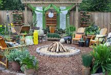 Green Thumb / Ideas for the outside and garden / by Wendi Belanger